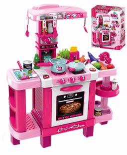 Obrázek Dětská kuchyňka s topinkovačem
