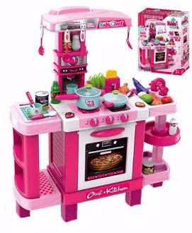 Obrázek z Dětská kuchyňka s topinkovačem