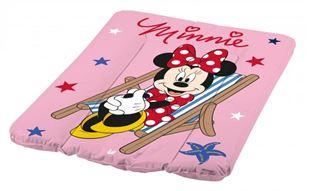 Obrázek Přebalovací podložka Minnie - růžová
