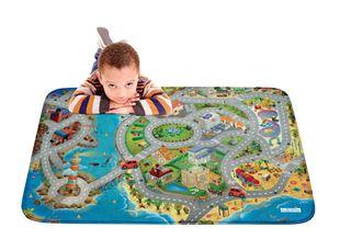 Obrázek Dětský koberec na hraní Soft Pobřeží 100x150 cm
