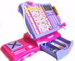 Obrázek Dětská elektronická pokladna s dotykovým panelem