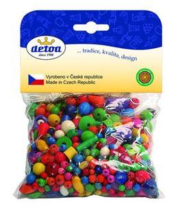 Obrázek Mix perlí barevných 100g