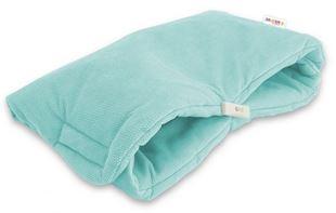 Obrázek Luxusní rukávník Velvet, 40 x 20cm - mátová, zelená