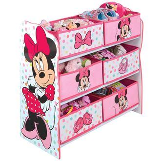 Obrázek z Organizér na hračky Minnie Mouse