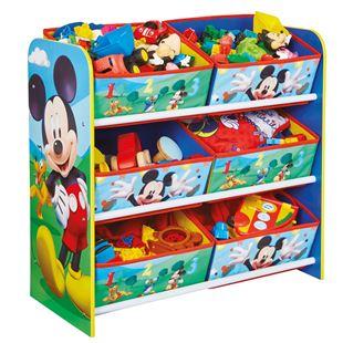 Obrázek Organizér na hračky Mickey Mouse Clubhouse