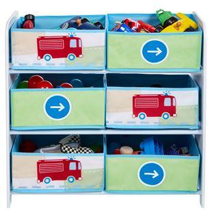 Obrázek Organizér na hračky Doprava