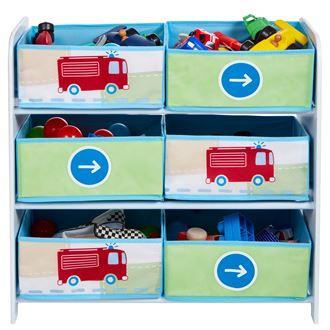 Obrázek z Organizér na hračky Doprava