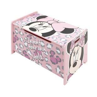 Obrázek Dětská truhla - Minnie Mouse