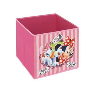 Obrázek Dětský látkový úložný box - Minnie Mouse