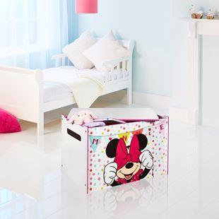Obrázek Dětská truhla na hračky Minnie