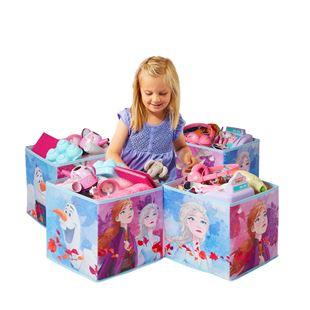 Obrázek Čtyři úložné boxy - Frozen