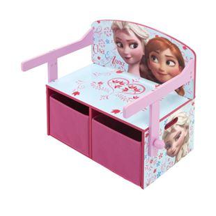 Obrázek Dětská lavice s úložným prostorem - Frozen