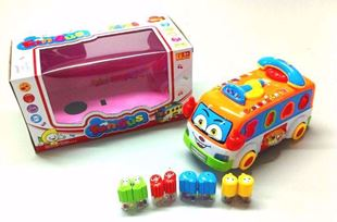 Obrázek Autobus s telefonem