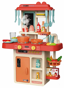 Obrázek Dětská kuchyňka s tekoucí vodou, světly a zvuky