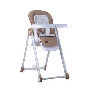Obrázek Jídelní židlička PARTY Béžová