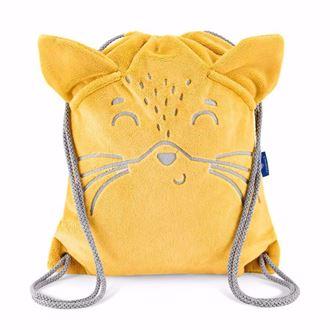 Obrázek z Dětský batůžek Lištička - Žlutá