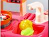 Obrázek z Dětská kuchyňka s tekoucí vodou, světly a zvuky