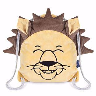 Obrázek Dětský batůžek Lvíček - Žlutá
