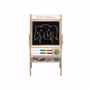 Obrázek Dětská magnetická tabule 5v1 - výška 98 cm
