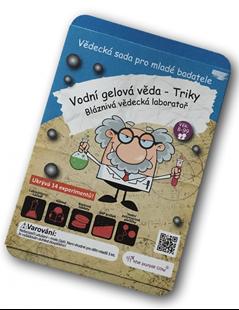 Obrázek Bláznivá vědecká laboratoř - Vodní gelová věda - triky