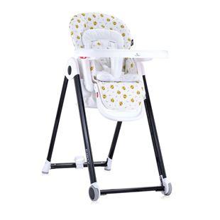 Obrázek Jídelní židlička PARTY Bílá Včelky
