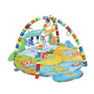 Obrázek Hrací deka s piánkem Bayo Safari