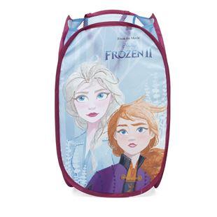Obrázek Dětský skládací koš na hračky Frozen