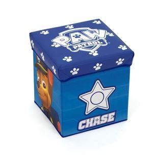Obrázek Úložný box na hračky Tlapková Patrola s víkem