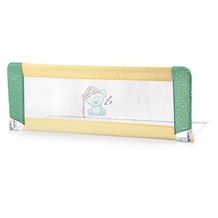 Obrázek Zábrana na postel Lorelli BEIGE&GREEN SLEEPINGBEAR