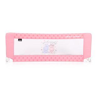 Obrázek Zábrana na postel Lorelli PINK HIPPO