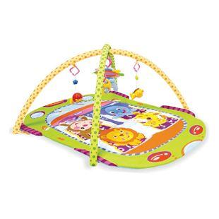 Obrázek Hrací deka s hrazdou Lorelli BUS 102x74