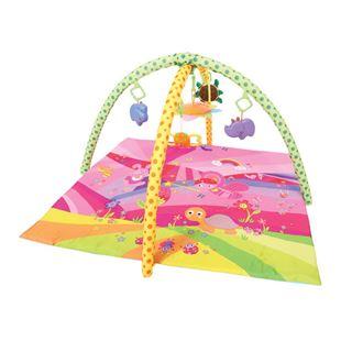 Obrázek Hrací deka Víly Růžová 89х84 cm