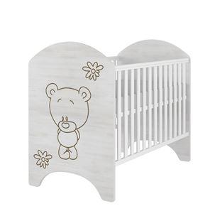 Obrázek Dětská postýlka - Medvídek