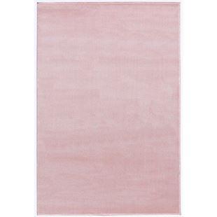 Obrázek Dětský koberec  Uni - růžový  120x180cm