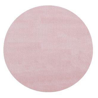 Obrázek z Dětský koberec  Uni - růžový 133cm