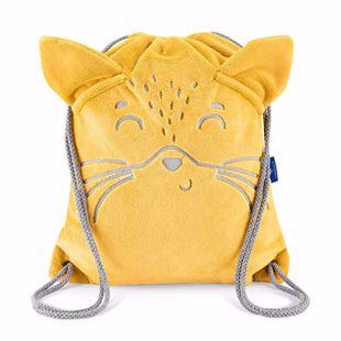 Obrázek Dětský batůžek Lištička - Žlutá