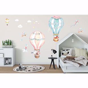 Obrázek Zvířátka v balonech