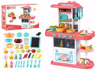Obrázek z Dětská kuchyňka s tekoucí vodou