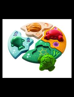 Obrázek Puzzle - Mořský život