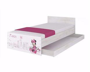 Obrázek Disney Dětská postel Minnie Paříž 200x90 cm