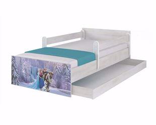 Obrázek Disney Dětská postel Frozen Vodopád 200x90 cm