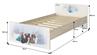 Obrázek z Disney Dětská postel Frozen Vodopád 200x90 cm