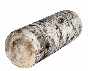 Obrázek Anatomický polštář kulatý - Bříza 25x60 cm