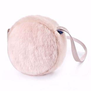 Obrázek Dívčí kabelka s kožešinou