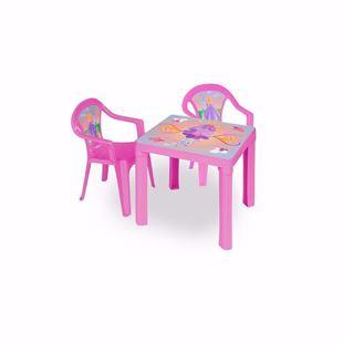 Obrázek Set plastový stůl se židličkami
