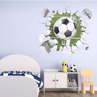 Obrázek Fotbalový míč zelená