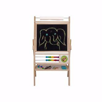 Obrázek z Dětská magnetická tabule 5v1 - výška 98 cm