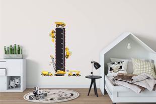 Obrázek Metr na stěnu - Stavba