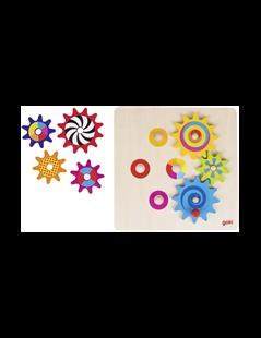 Obrázek Roztoč mě - hra s ozubenými kolečky, 8 dílů