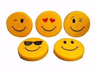 Obrázek Podsedák kulatý úsměv